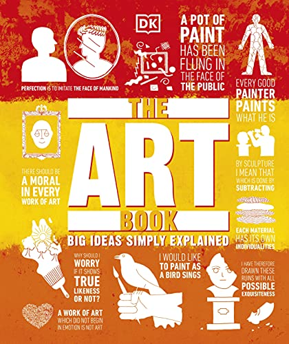 The Art Book: Big Ideas Simply Explained von Dorling Kindersley Uk