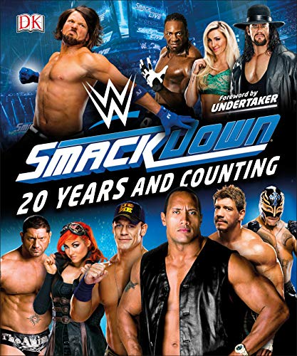 WWE SmackDown 20 Years and Counting von DK