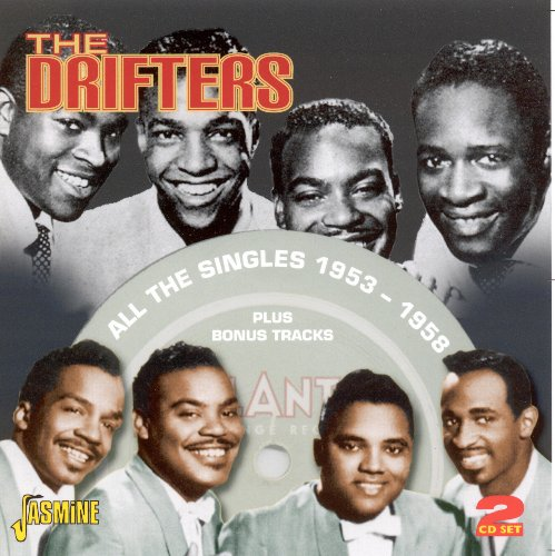 All the Singles 53-56 von DRIFTERS,THE