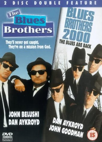 The Blues Brothers / Blues Brothers 2000 [UK Import] von DVD's England