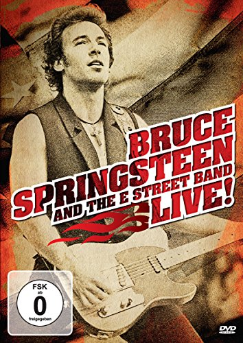 Bruce Springsteen And The E Street Band Live! von da music / Deutsche Austrophon GmbH & Co. KG / Diepholz