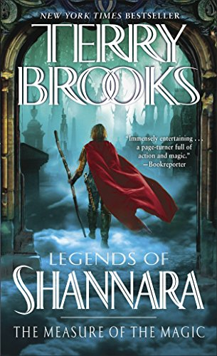The Measure of the Magic: Legends of Shannara (Pre-Shannara: Legends of Shannara, Band 2) von Random House LCC US