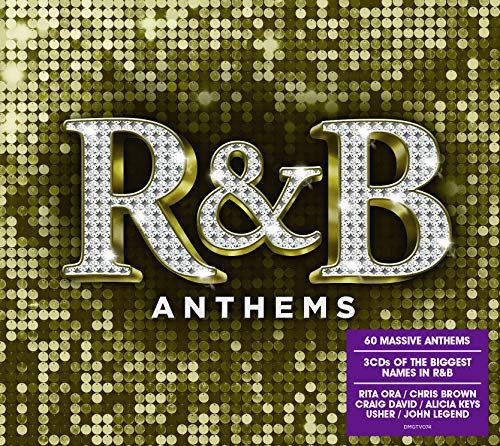 R & B Anthems von Demon Records (H'Art)