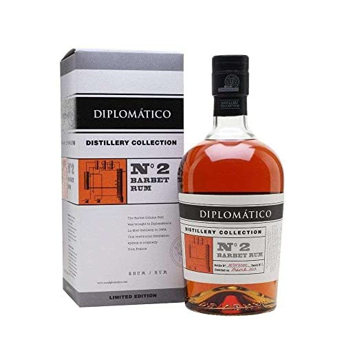 Diplomatico Single Barbet Rum / Distillery Collection / 70cl von Diplomatico