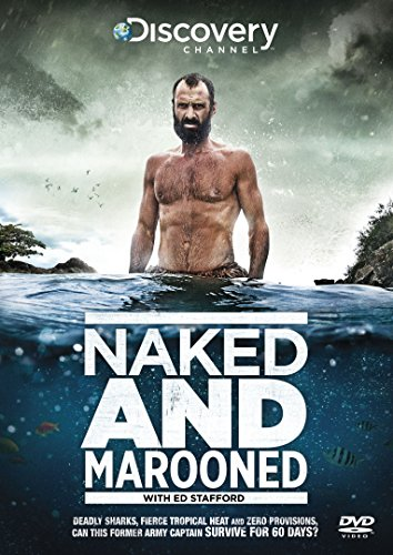 Naked & Marooned with Ed Stafford [DVD] [UK Import] von Discovery