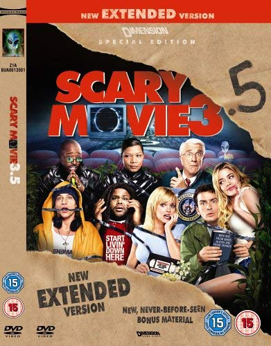 Scary Movie 3.5 [UK Import] von Disney