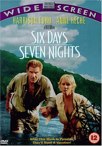 Six Days, Seven Nights [UK Import] von Disney