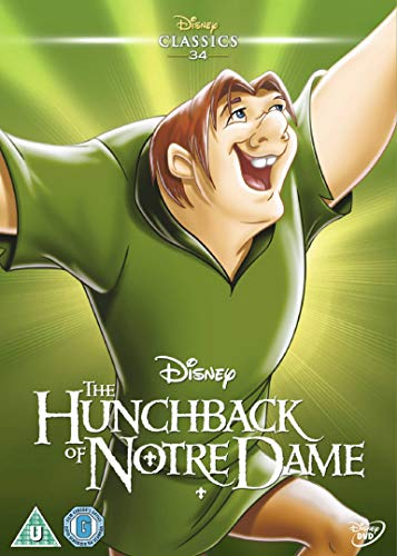The Hunchback of Notre Dame [UK Import] von Disney