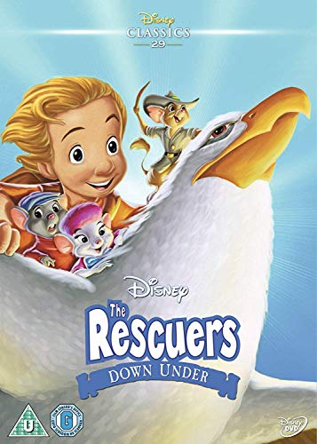 The Rescuers Down Under [UK Import] von Disney