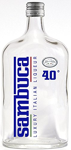 Italian Luxury Liquore Sambuca - 40 % Vol - 700 ml von Distilleria Zanin
