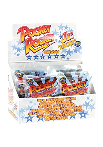 Doc Johnson Pocket Rocket - Jr. - Display - 12 pcs von Doc Johnson