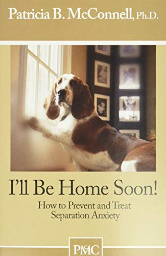 I'll Be Home Soon: How to Prevent and Treat Separation Anxiety von DOGWISE