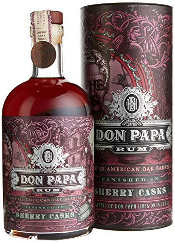 Don Papa Rum Sherry Casks Rum (1 x 0.7 l) von Don Papa