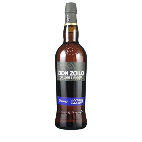 Don Zoilo Sherry Oloroso Dry Palomino 12 Years old 0.75 Liter von Don Zoilo