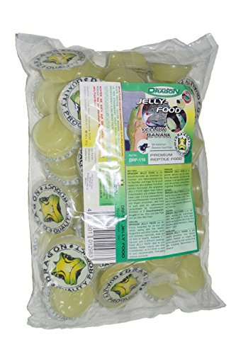 Dragon - Jelly Food 50 a16g Stk. - Yellow Banana von Dragon