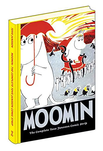 Moomin Book Four: The complete Tove Jansson Comic Strip von Drawn and Quarterly