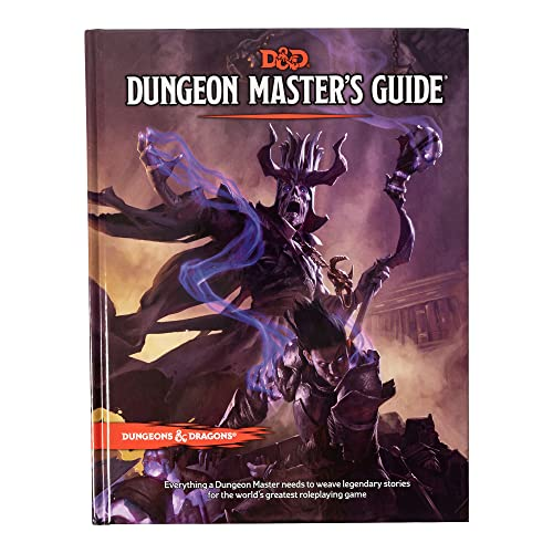 Dungeon Master's Guide (D&D Core Rulebook) von Dungeons & Dragons