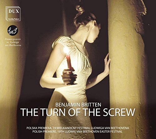 Britten: The Turn of the Screw Op.54 von Dux (Note 1 Musikvertrieb)