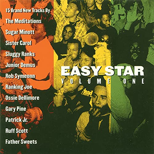 Easy Star Vol.1 von EASY STAR
