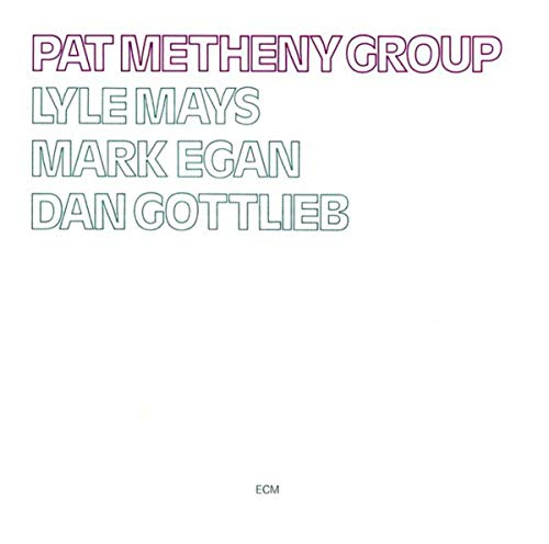 Pat Metheny Group von ECM RECORDS
