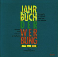 Jahrbuch der Werbung (JdW) 1998 in Deutschland, Österreich und der Schweiz. CD- ROM. The Advertiser's Annual for Germany, Austria and Switzerland von ECON