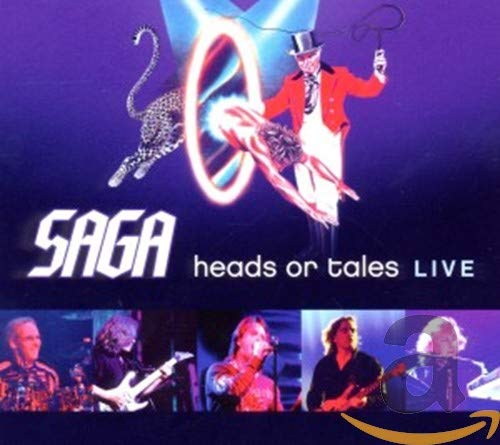 Heads Or Tales:Live von EDEL RECORDS