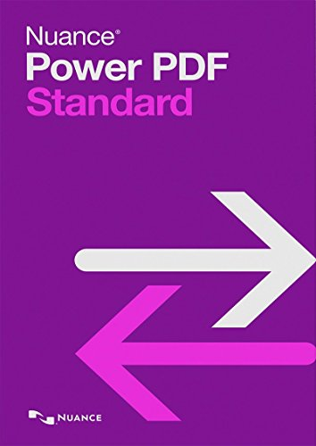 Nuance Power PDF Standard 2 (Release 2.1) 1 PC EFS PKC multilingual von EFS