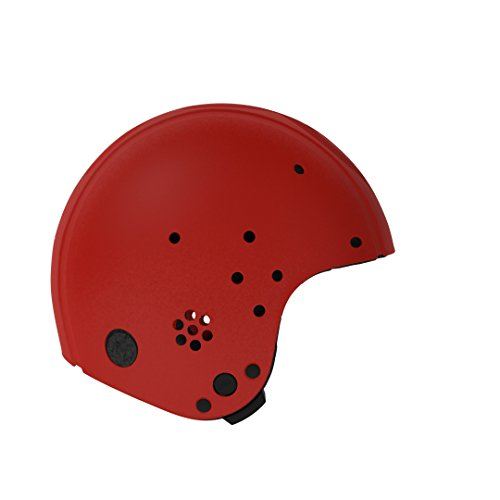 Egg 12041 Helm small-Red - Universal-Multisport-Helm, rot von EGG