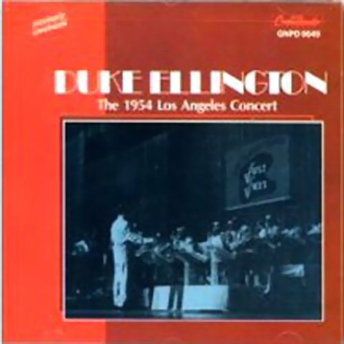1954 Concert von ELLINGTON,DUKE