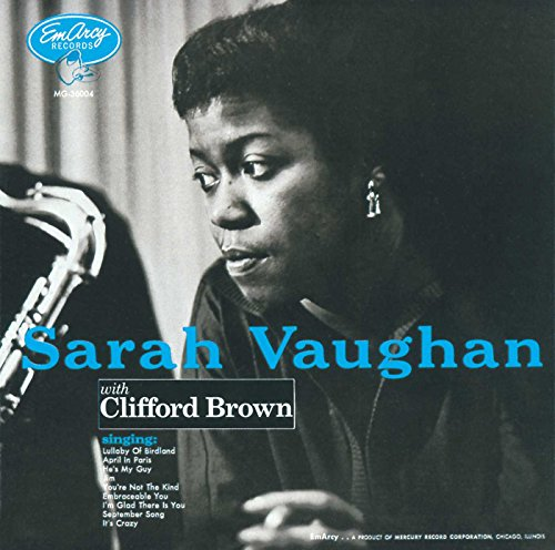 Sarah Vaughan With Clifford Brown von EMARCY (P