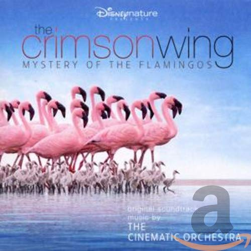 The Crimson Wing - Mystery of the Flamingos von EMI MKTG