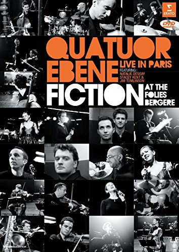 Quatuor Ebène Live in Paris - Fiction at the Folies Bergère von EMI Music Germany GmbH & Co.KG