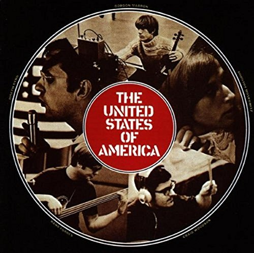 The United States of America (Expand.+Remastered) von ESOTERIC REC.