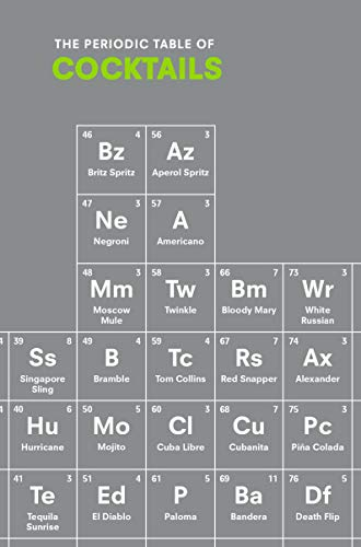 The Periodic Table of COCKTAILS von Ebury Press