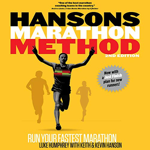 Hansons Marathon Method: Run Your Fastest Marathon the Hansons Way von Echo Point Books & Media, LLC