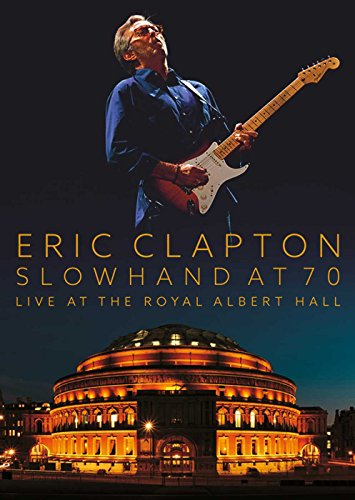 Eric Clapton - Slowhand At 70 - Live At The Royal Albert Hall [Blu-ray] von Universal/Music/DVD