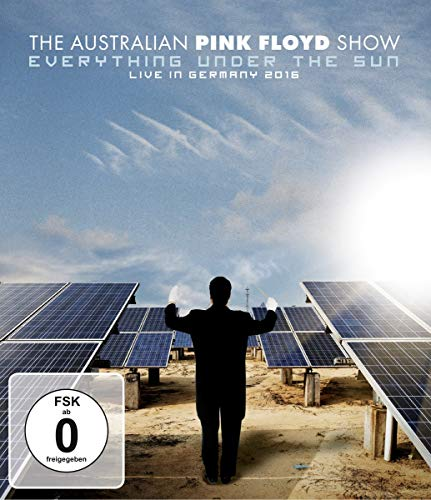 The Australian Pink Floyd Show - Everything Under the Sun [Blu-ray] von Edel Germany Cd / Dvd; Blackhill Pictures