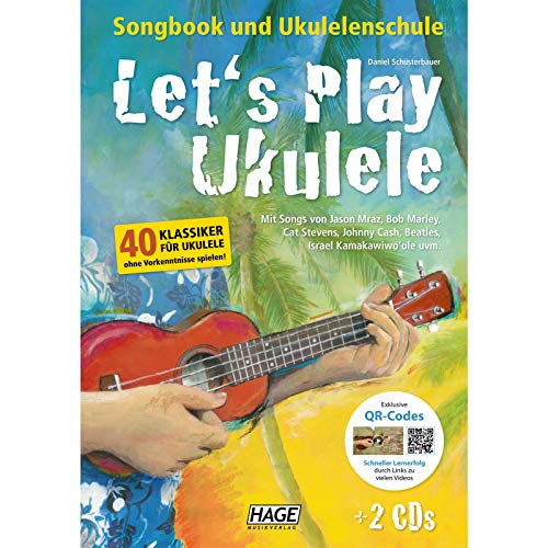 Edition Hage Lets Play Ukulele von Edition hage