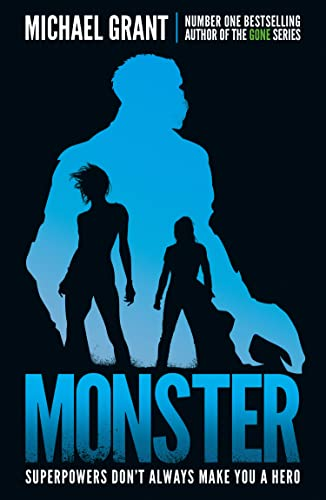 Monster (The Monster Series, Band 1) von Egmont Uk