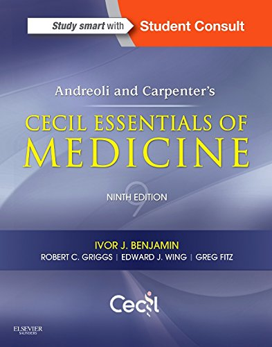 Andreoli and Carpenter's Cecil Essentials of Medicine von Elsevier Ltd, Oxford