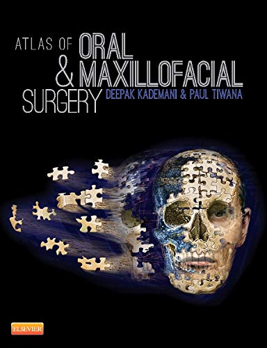 Atlas of Oral and Maxillofacial Surgery von Saunders