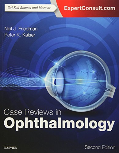 Case Reviews in Ophthalmology von Elsevier
