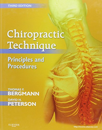 Chiropractic Technique: Principles and Procedures von Elsevier LTD, Oxford