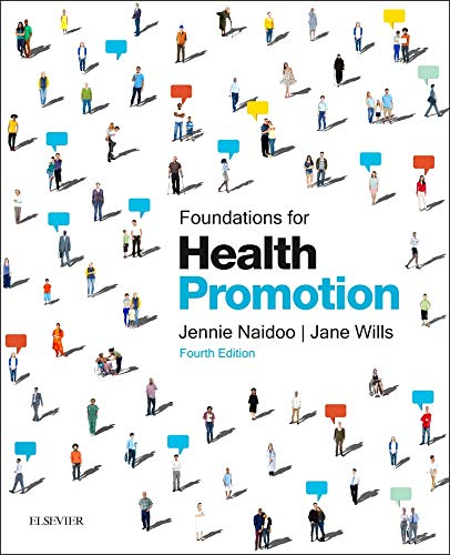 Foundations for Health Promotion (Public Health and Health Promotion) von Elsevier LTD, Oxford