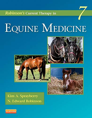 Robinson's Current Therapy in Equine Medicine (Current Veterinary Therapy) von Elsevier LTD, Oxford
