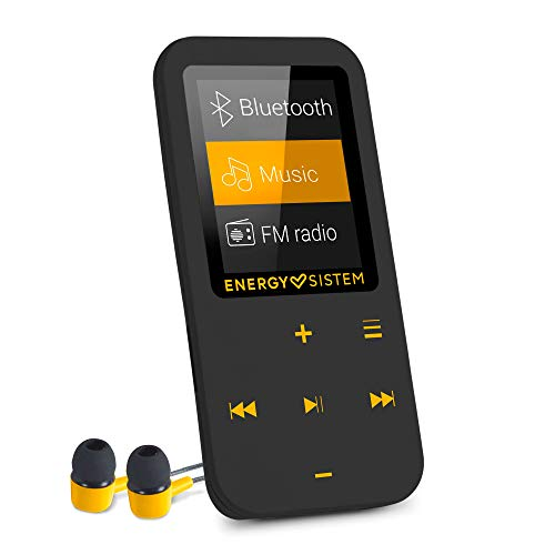 Energy Sistem MP4 Touch Bluetooth ja (16384 MB) von Energy Sistem