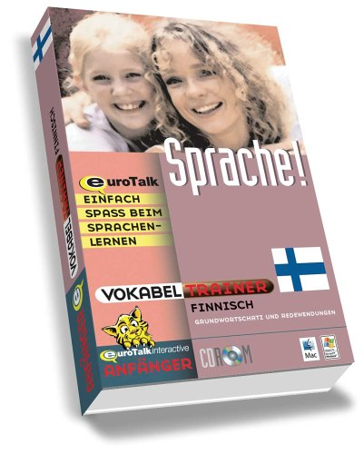 Vocabulary Builder Finnish: Language fun for all the family ? All Ages (PC/Mac) [Import] von EuroTalk