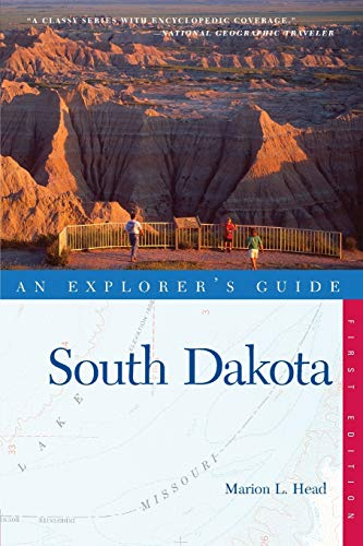 South Dakota - An Explorer′s Guide (Explorer's Guide) von W. W. Norton & Company