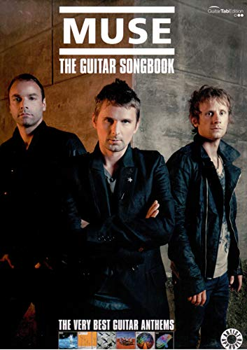 Muse Guitar Songbook: (Guitar Tab) von FABER MUSIC