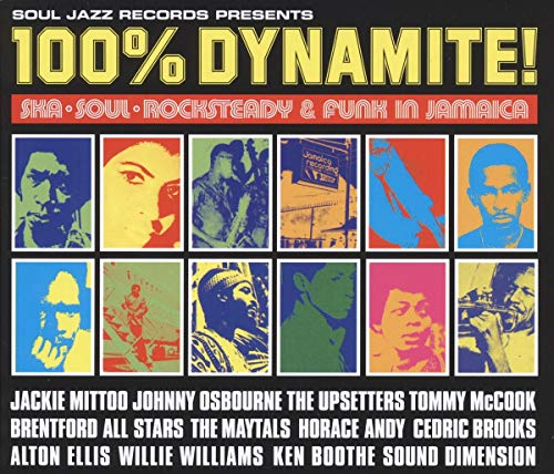 100% Dynamite! Ska,Soul,Rocksteady & Funk in Jamaika (2015 Expanded Edition) von FAMILY